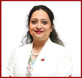 MSM VP Global Suneetha Qureshi